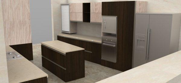 Cocina CC II Etapa mobiliario 2